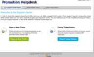 osTicket Helpdesk